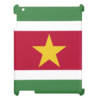 Surinam-Flagge iPad Schale