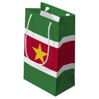 Surinam-Flagge Kleine Geschenktüte