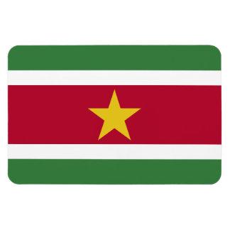 Surinam-Flagge Magnet