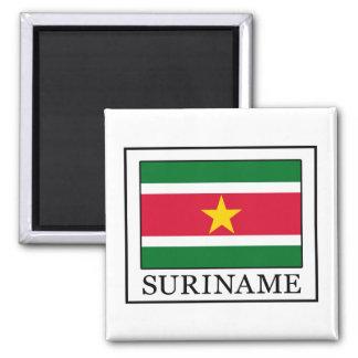 Surinam Quadratischer Magnet