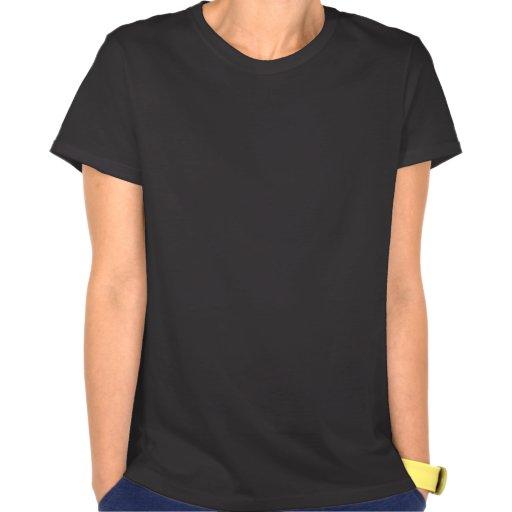 Surreal Mörder-Shirt mit Biogefährdungsymbol