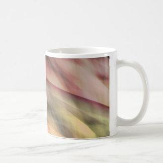 Surreale Hügel Kaffeetasse