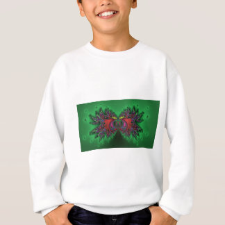 Surrealer Schmetterling Sweatshirt