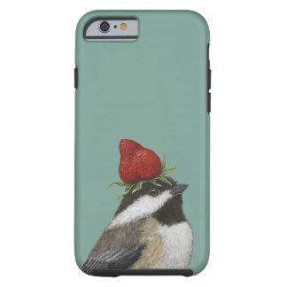 Susan-Lee der Chickadee iPhone 6/6s starke Fall Tough iPhone 6 Hülle
