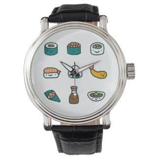 Sushi - gelegentlich armbanduhr
