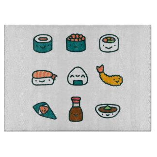 Sushi - gelegentlich schneidebrett