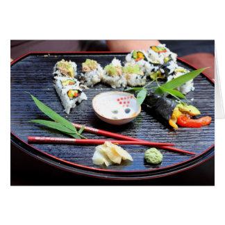 Sushi Karte