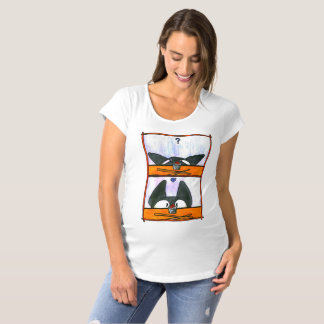 Sushi-Katze! Momma Umstands-T-Shirt