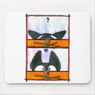 Sushi-Katze! Mousepad