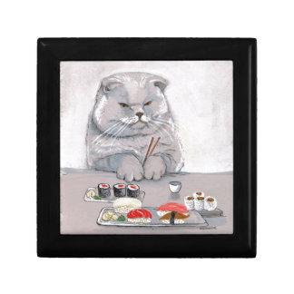 Sushi-KatzeGrumps Erinnerungskiste
