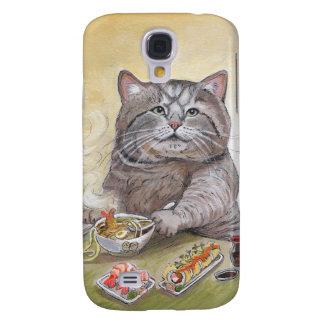 Sushi-KatzeTempuraUdon Galaxy S4 Hülle