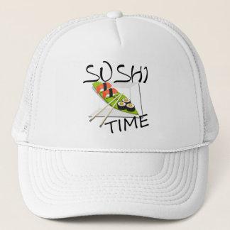Sushi-Zeit Truckerkappe