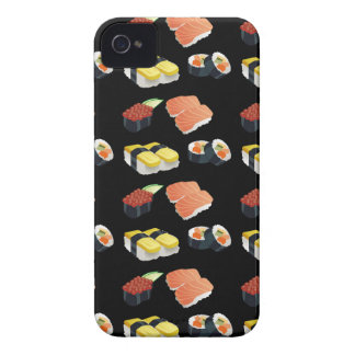 Sushimuster iPhone 4 Case-Mate Hülle