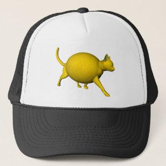 Süß-Saure Zitronen-Katze Truckerkappe