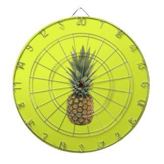 Süße Ananas Dartscheibe