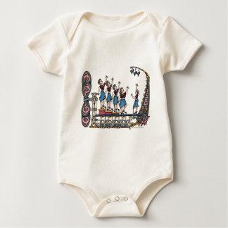 Süße Dame Singers Baby Strampler