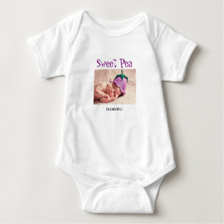 Süße Erbse HAMbWG Baby-T - Shirt