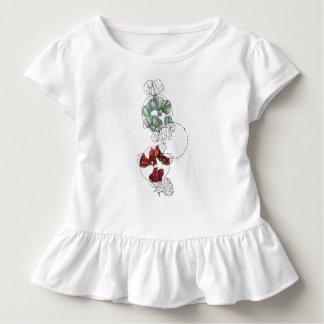 süße Erbsen Kleinkind T-shirt