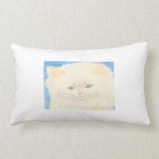 Süße Katze Lendenkissen