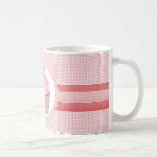 Süße Kuchen-Tasse Kaffeetasse