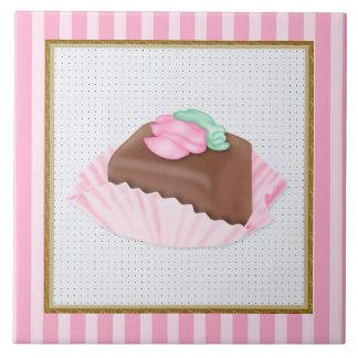 Süße Leckerei-Süßigkeits-Geschäftsspaßfliese Kacheln