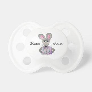 Süsse Maus Schnuller