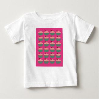 Süße Mini-MISO-Elemente Baby T-shirt