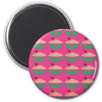 Süße Mini-MISO-Elemente Runder Magnet 5,7 Cm