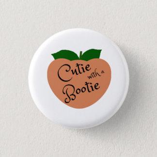 Süsse mit einem Bootie Knopf Runder Button 2,5 Cm