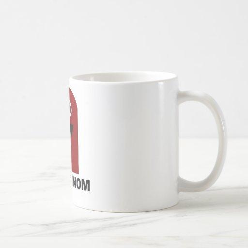Süsse OM Nom Nom Kaffeehaferl