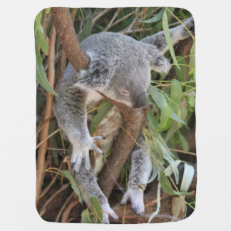Süße Schlafenkoala-Bärn-Baby-Decke Baby-Decke