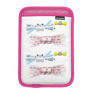 Süße Schläger Ich-Auflage Minihülse Sleeve Für iPad Mini
