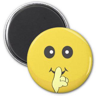Süsse Smiey stellen gegenüber Runder Magnet 5,7 Cm