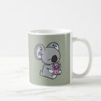Süße Snuggles! Koala Kaffeetasse