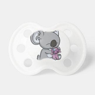 Süße Snuggles! Koala Schnuller
