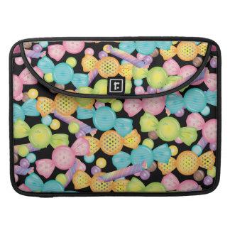 Süße Süßwarenladen-Sammlung MacBook Pro Sleeve