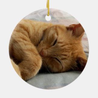 Süße Traum-Verzierung Rundes Keramik Ornament