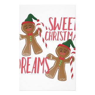 Süße Träume Briefpapier