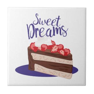 Süße Träume Fliese