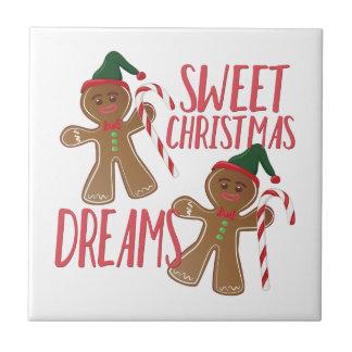 Süße Träume Keramikfliese