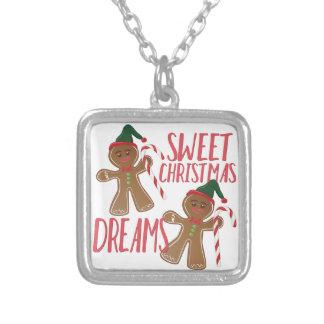 Süße Träume Versilberte Kette
