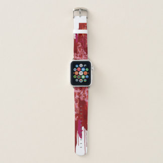 """Süße Verrücktheits-"" vibrierendes Apple Watch Armband"
