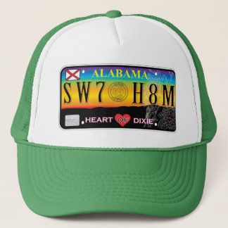 Süße Zuhause-Alabama-Kappe Truckerkappe