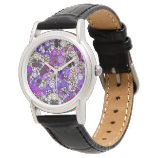 süßer Blasen-Spaß A Armbanduhr