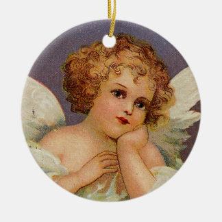 Süßer Engel - Verzierung Weihnachtsornament