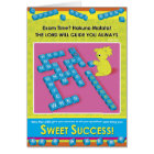 Süßer Erfolg Karte
