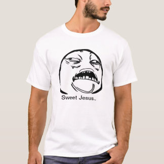 Süßer Jesus T-Shirt