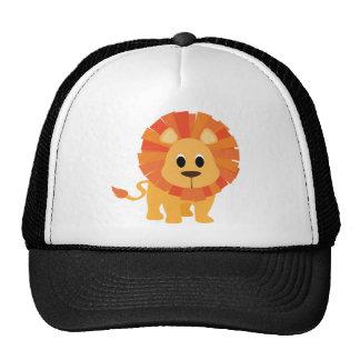 Süßer Löwe Retrokultkappe