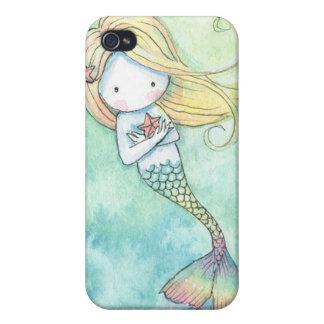 Süßer Meerjungfrau iPhone Fall iPhone 4/4S Hülle