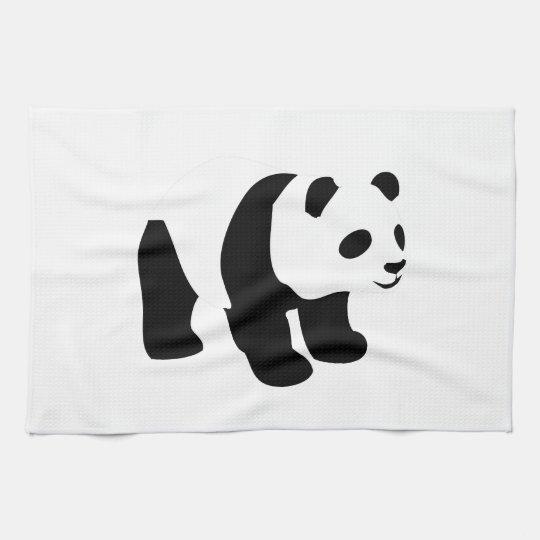 Süßer Panda Handtuch